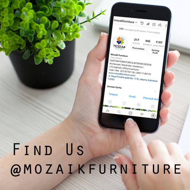 We are on IG