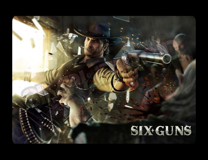 Six Gun apk