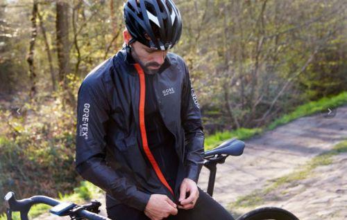 Gore Bike waterdicht jack fiets
