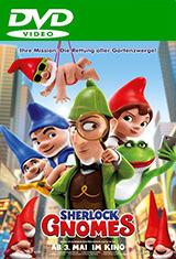 Sherlock Gnomes (2018) DVDRip Latino AC3 5.1 / Español Castellano AC3 5.1