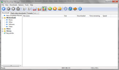 Free Download Manager application
