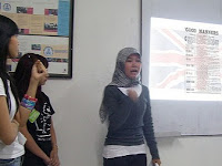 Foreign Language Anxiety in In-Class Speaking Activities