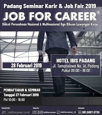 Job Fair Padang 2019