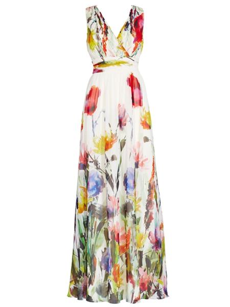 2016 Fashion Trend - Maxi Dresses