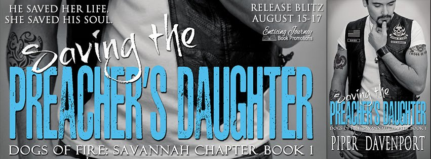 The Preacher's Daughter Release Blitz
