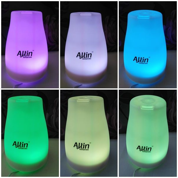 Allin-Exporters-Ultrasonic Humidifier Air diffuser in 7 LED Colors