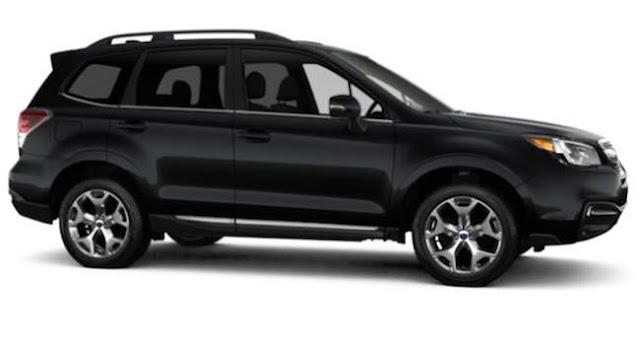 2020 Subaru Forester Redesign