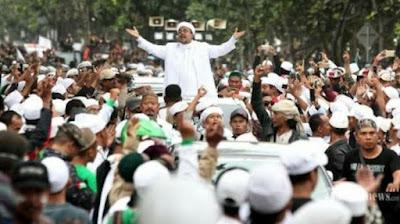 Polda Jawa Barat Hentikan Kasus Penginaan Pancasila Habib Rizieq