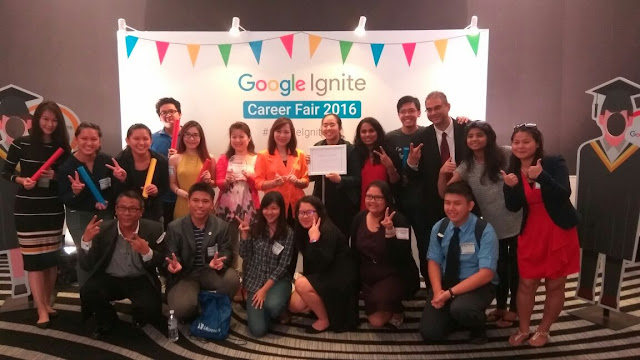 Google Ignite, INTI International University & Colleges,