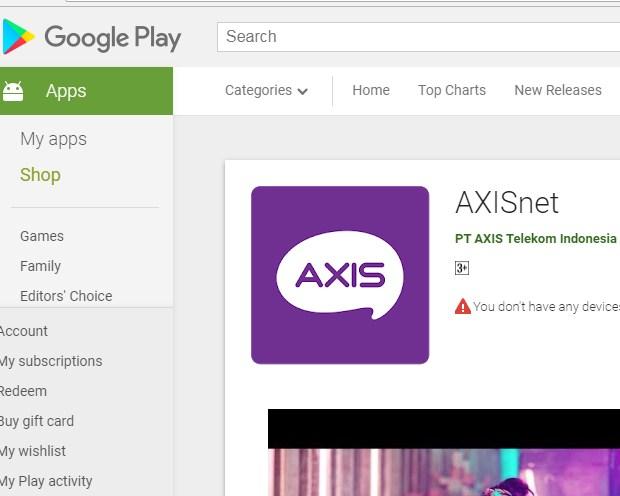 Lewat Aplikasi Axisnet Agar Dapat Kuota Internet Gratis Axis