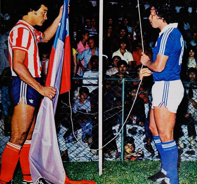 Paraguay y Chile en Copa América 1979, 28 de noviembre