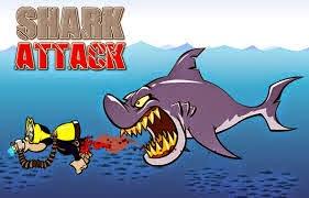 Download Shark Attack - Cari Harta Karun di Bawah Laut