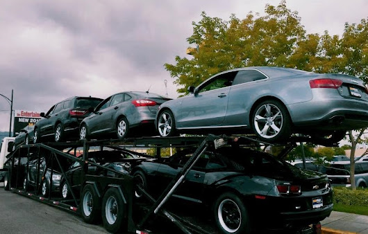 Why You Exploit Car Transportation Services As The Best Deal For Shipping?