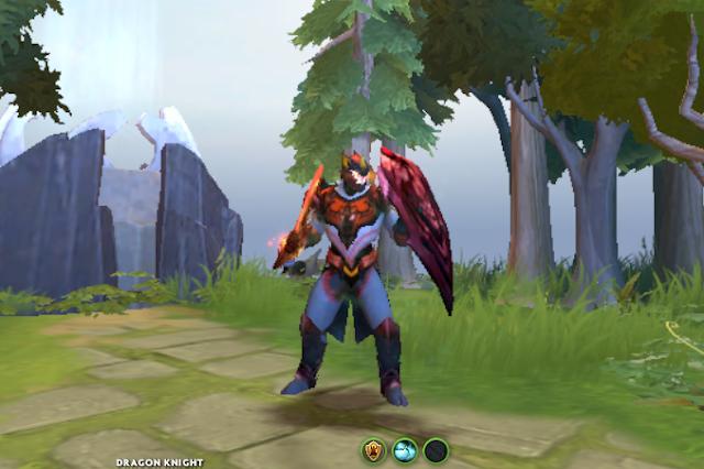Mod Legacy of the Eldwurm Crest Dragon Knight