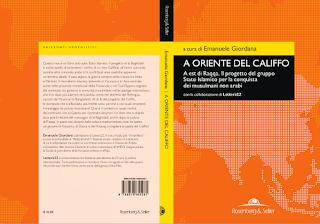 Il Califfo in libreria dal 25 maggio
