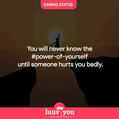 top daring quotes, daring status