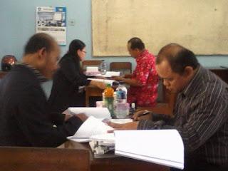 Bimbingan Seminar Proposal Skripsi