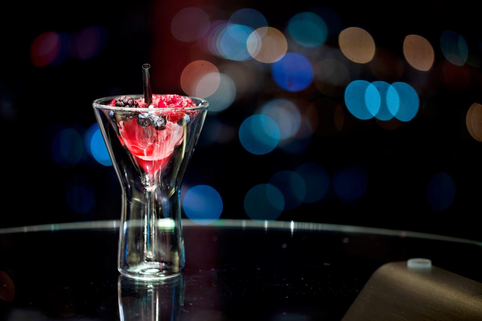 Kokteyl Küre - lezzetli ve güzel