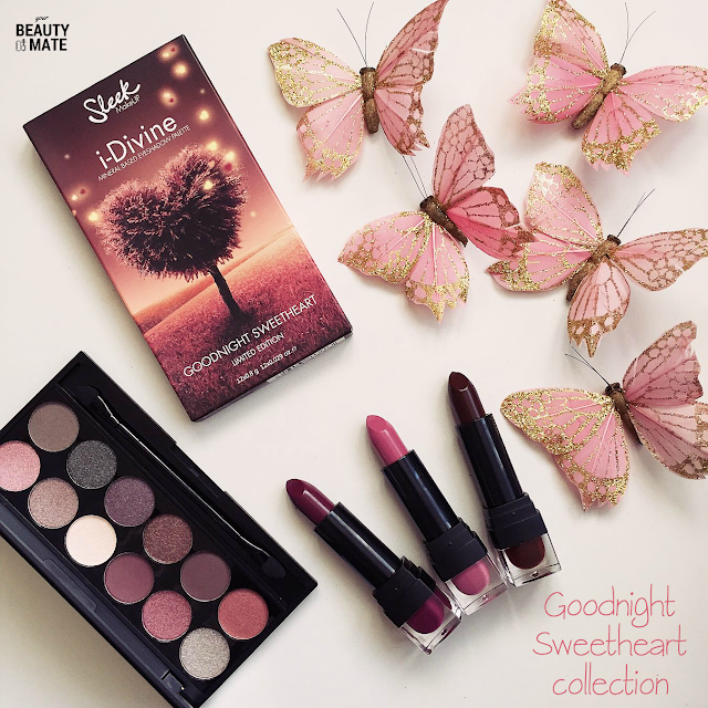 GOODNIGHT SWEETHEART COLLECTION - Sleek Makeup