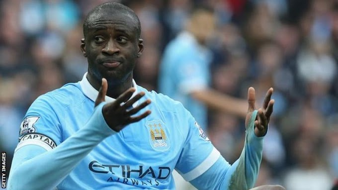 Yaya Toure: Man City player accepts drink-driving charge