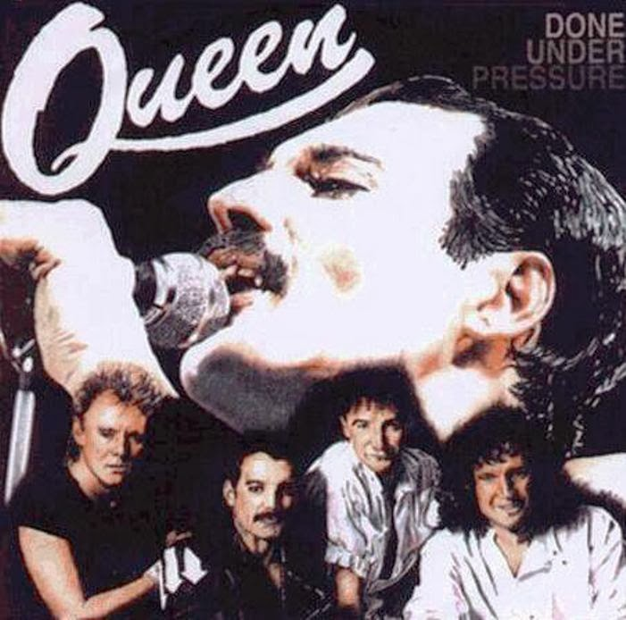 queen under pressure
