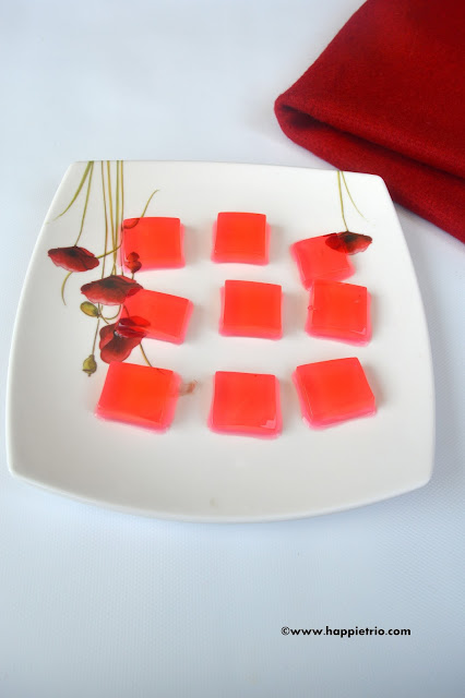 Rose Jelly Recipe