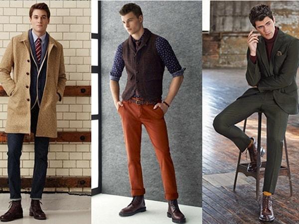 Một số lưu ý cho quý ông khi chọn mua giày da nam cao cổ