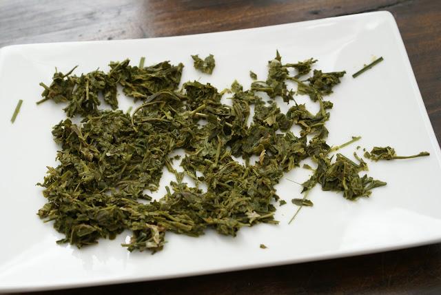 thé vert sencha au jasmin jugetsudo