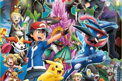 Serie Pokemón XY Z GO