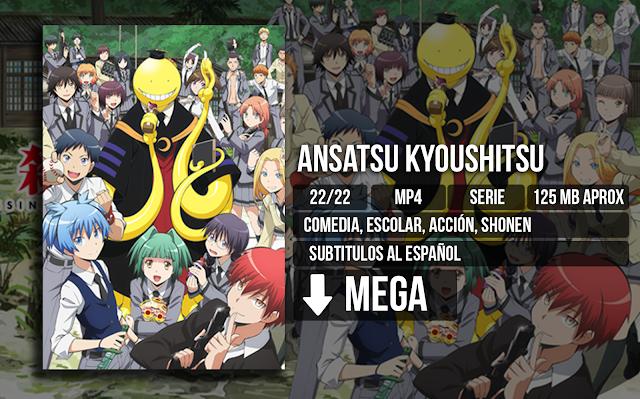 Ansatsu%2BKyoushitsu - Ansatsu Kyoushitsu [MP4][MEGA][22/22] - Anime Ligero [Descargas]