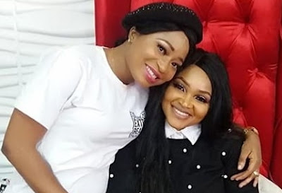 mercy aigbe makeup artist baby win cussons baby