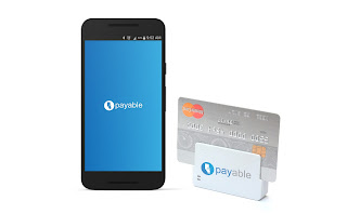 The use of a Bluetooth card reader makes PAYable a more robust system