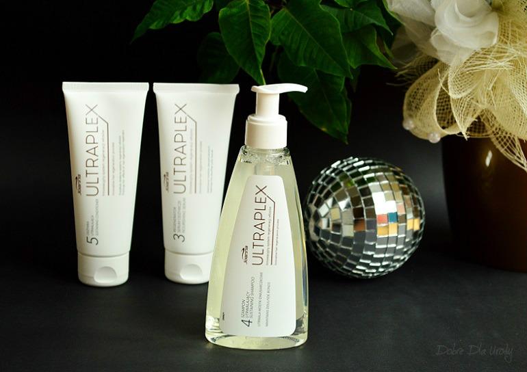 Joanna Ultraplex innowacyjny system do regeneracji włosów - Szampon Utrwalający
