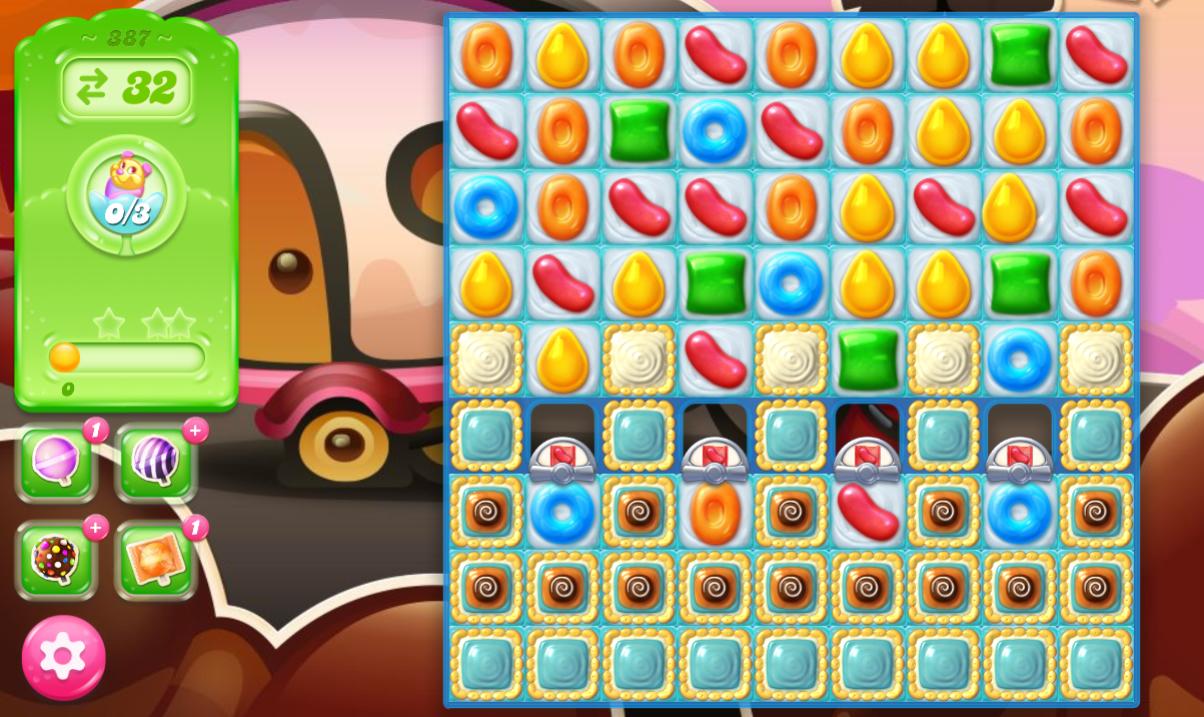 Candy Crush Jelly Saga 387