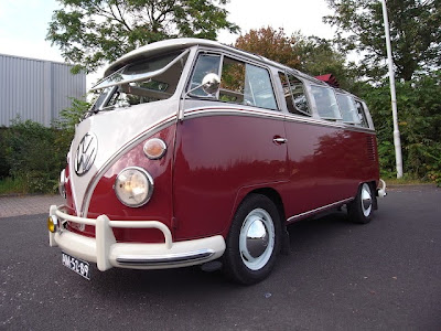 1967 volkswagen t1 samba deluxe vw bus for sale. Black Bedroom Furniture Sets. Home Design Ideas