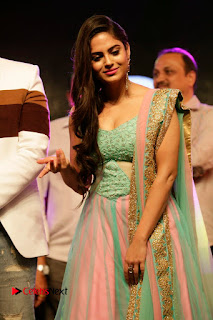 Actress Naina Ganguly Stills in Long Dress at Vangaveeti Audio Launch  0002.JPG