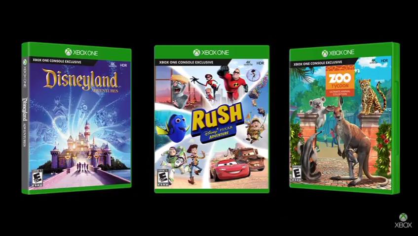 Se anuncian remasterizaciones de dos títulos Kinect y Zoo Tycoon: Ultimate Animal Collection