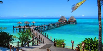 honeymoon destinations - zanzibar