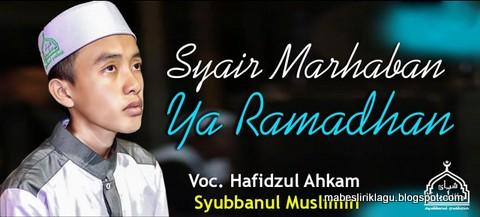 Syubbanul Muslimin - Marhaban Ya Ramadhan