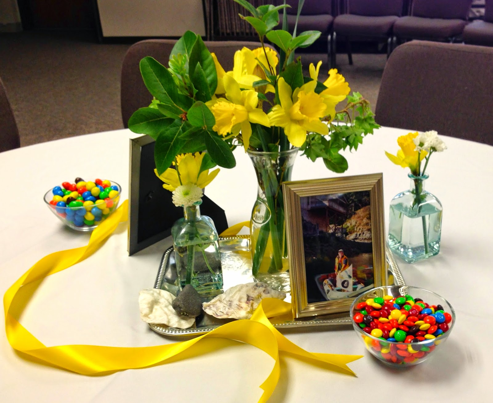 Mice Paige Blogs Decorating For A Celebration Of Life Memorial Service