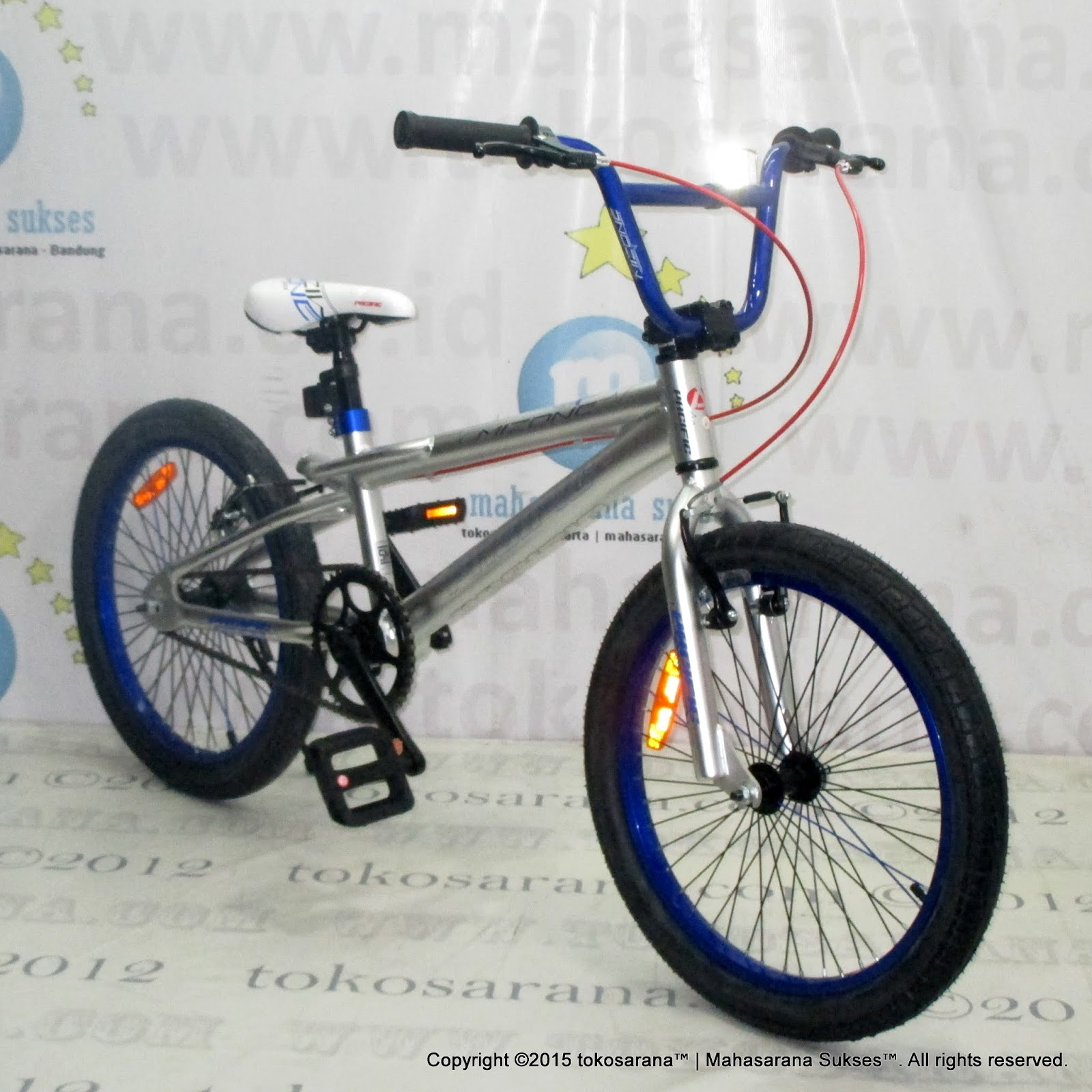 Sepeda BMX Pacific Mizone 10 Aloi 20 Inci News Untuk