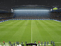 PES 2019 New Stamford Bridge from FIFA 2018