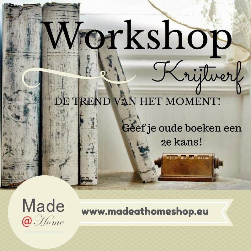 Workshop kalender