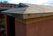 Well House Roof Construction