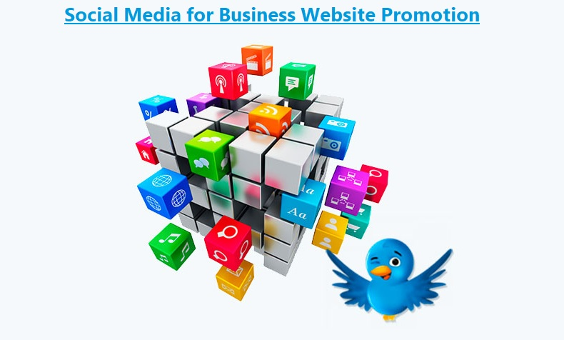 Social Media for Business Website Promotion