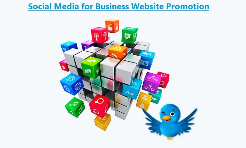 Social Media for Business Website Promotion