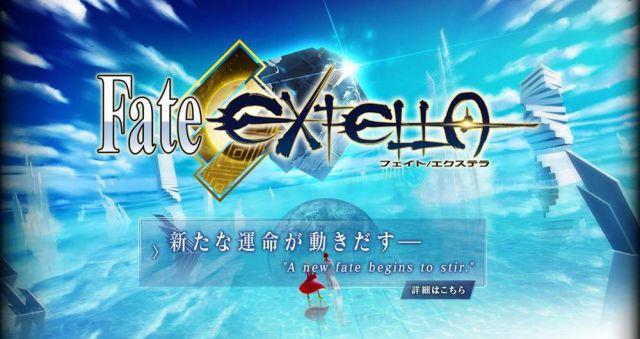 Fate/Extella Mengumumkan Game Terbaru Mereka!