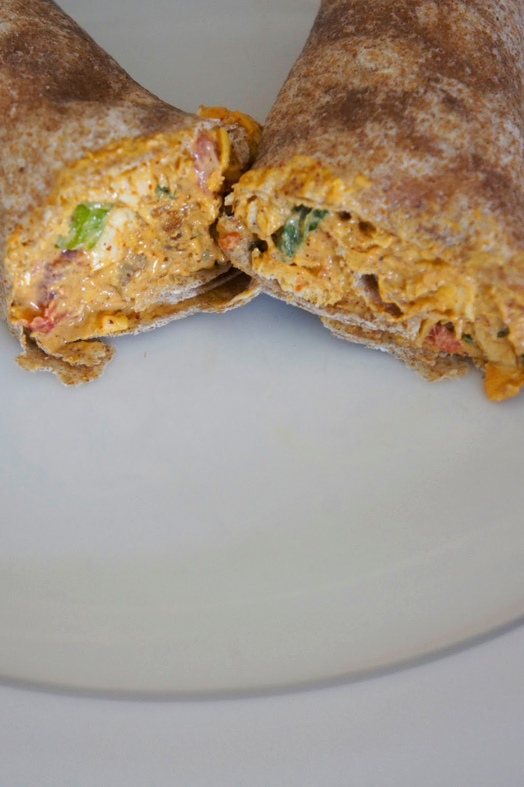 Spicy Chicken Tortilla Wrap: Savory Sweet and Satisfying