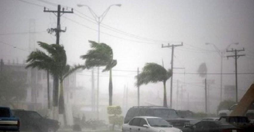 SENAMHI ALERTA: Vientos con velocidades superiores a los 35 km/h continuarán en la Costa - www.senamhi.gob.pe