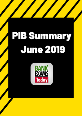 PIB Summary June 2019 - PDF